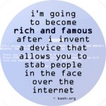 Button: Stab People